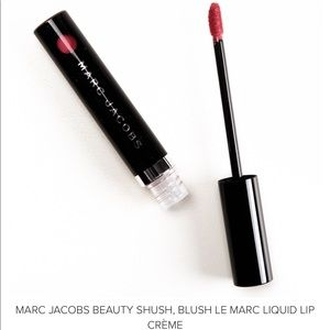 Marc Jacobs Liquid Lip Creme, Shush Blush